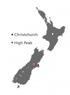 High Peak Location